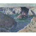 Скалы в Бель-Иль, 1886 - Моне, Клод