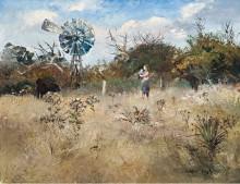 Осенний пейзаж, 1959 - Бойд, Артур