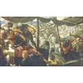 Похищение Елены,1578 - Тинторетто (Якопо Робусти)
