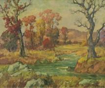 Осень - Браун, Морис