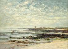Залив в Кибероне, 1910 - Мофра, Максим