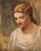 Голова женщины - Пикассо, Пабло