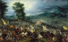 Битва при Иссе - Брейгель, Ян (Старший)