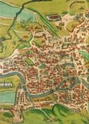Древняя карта города