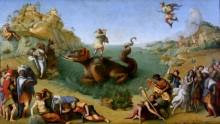 Персей, освободивший Андромеду - Козимо, Пьеро ди