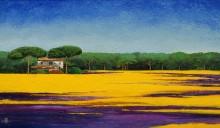 Тосканский пейзаж - Нил, Тревор