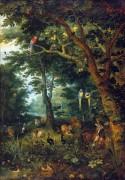Райский сад - Брейгель, Ян (младший)