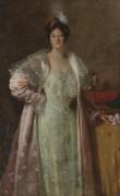Портрет мисс J., 1902 - Чейз, Уильям Меррит