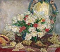 Цветы и раковины, 1921 -  Смет, Леон Дет
