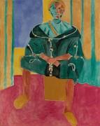 Сидящий марокканец - Матисс, Анри