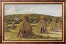 Стога, 1920 - Кариот, Густав