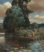 Летний день, 1902 - Маннингс, Альфред Джеймс