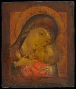 Икона Б.М. Корсунская (1820-1830)