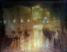 Дождливая ночь на площади Пикадилли - Хакер, Артур