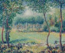 Деревья в Живерни - Робинсон, Теодор