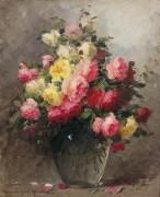 Розы в вазе - Деак, Адриен Хенцне
