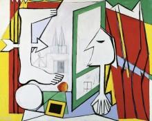 Мастерская художника - Пикассо, Пабло