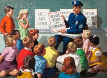Лекция по безопасности для молодых студентов - Сарноф, Артур