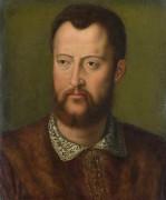 Портрет Козимо I Медичи, великого герцога Тосканского - Бронзино, Аньоло