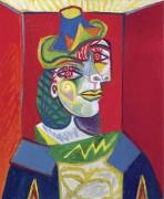 Портрет женщины - Пикассо, Пабло