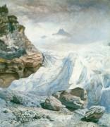 Ледник в Розенлау - Бретт, Джон