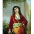Женщина на каирской улице - Уотерхаус, Джон Уильям