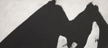 Черное и белое № 2 - Мазервелл, Роберт