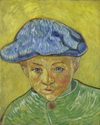 Портрет Камиля Рулена (Portrait of Camille Roulin), 1888 - Гог, Винсент ван