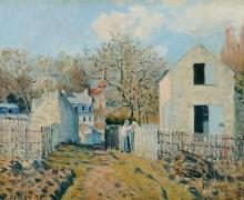 Деревня Вуазен - Сислей, Альфред