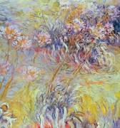 Импрессия - цветы - Моне, Клод