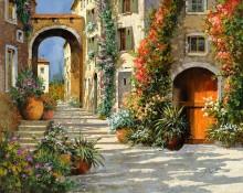 Красная дверь - Борелли, Гвидо (20 век)