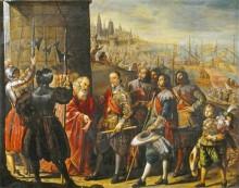 Освобождение Генуи, 1634 - Переда, Антонио де