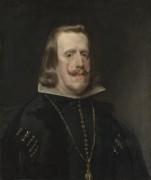Филипп IV Испанский - Веласкес, Диего