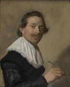 Портрет Жана де ла Шамб в возрасте 33 лет - Халс, Франс