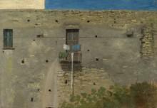 Стена в Неаполе - Джонс, Томас