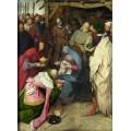 Поклонение волхвов - Брейгель, Питер (Старший)