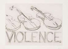 Скрипки насилия - Науман, Брюс
