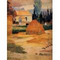 Ферма Гогена в Арле, 1888 - Гоген, Поль