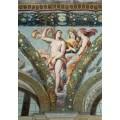 Венера с Юноной и Церерой. Вилла Фарнезина, Рим - Рафаэль, Санти