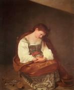 Мария Магдалина - Караваджо, Микеланджело Меризи да