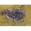 Натюрморт с виноградом (Still Life with Grapes), 1887 - Гог, Винсент ван