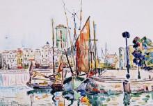 Порт Ла-Рошель, 1921 - Синьяк, Поль