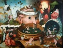 Видение Тундала - Босх, Иероним (Ерун Антонисон ван Акен)