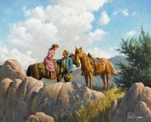 Встреча - Сарноф, Артур