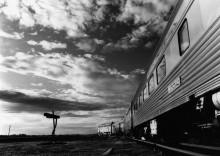Поезд и облачное небо - Хорнер, Джереми