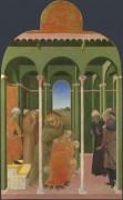 Святой Франциск перед султаном - Сассетта, Стефано ди Джованни