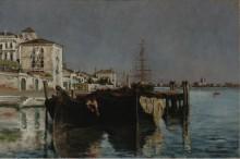 Венеция, 1877 - Твочтман, Джон Генри