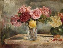 Натюрморт (Цветы) - Вальта, Луи
