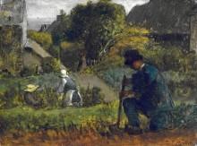 Сад - Милле, Жан-Франсуа