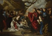 Воскрешение Лазаря -  Вос, Симон де